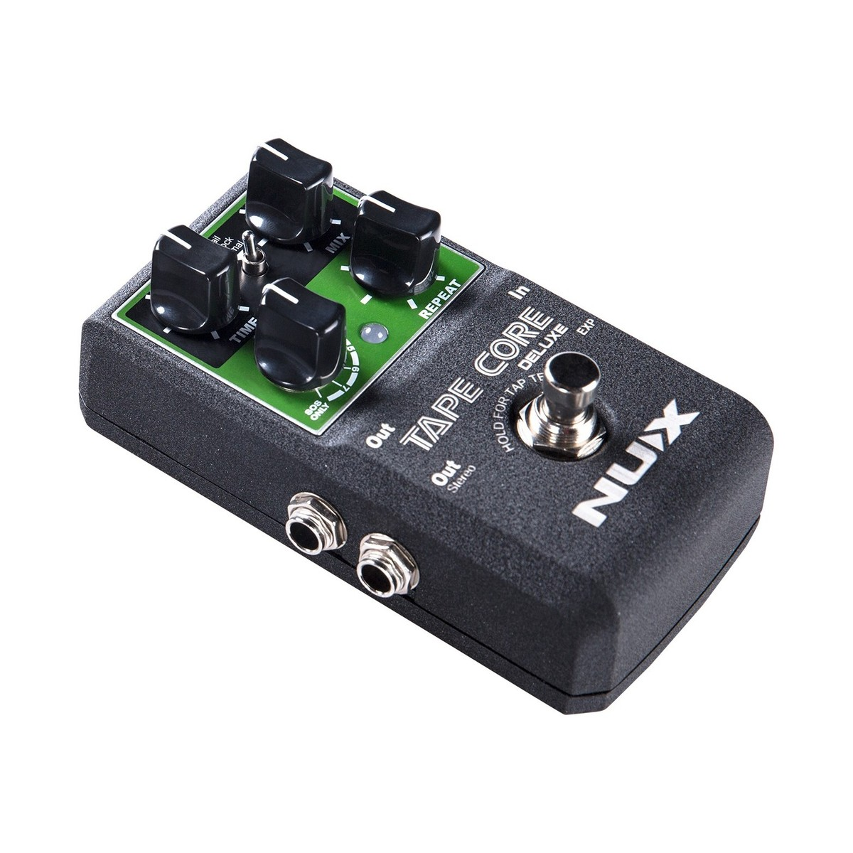 nux tape core deluxe guitar effects pedal at gear4music. Black Bedroom Furniture Sets. Home Design Ideas