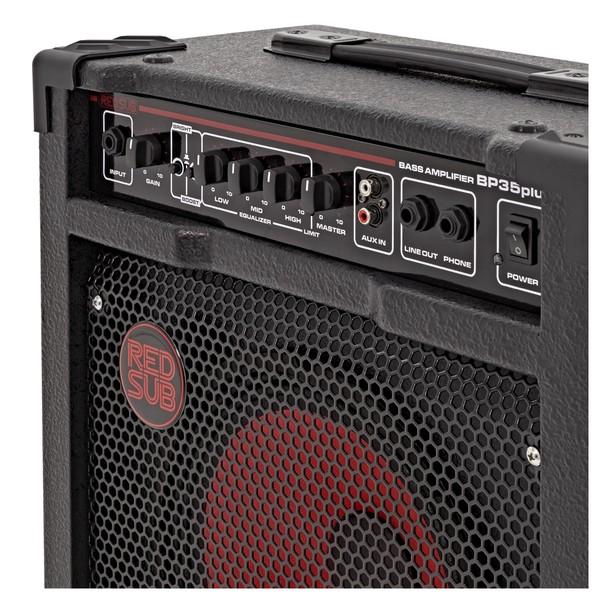 RedSub BP35 35W Bass Guitar Amplifier