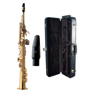 Yanagisawa S901 Soprano Saxophone, Gold Lacquered