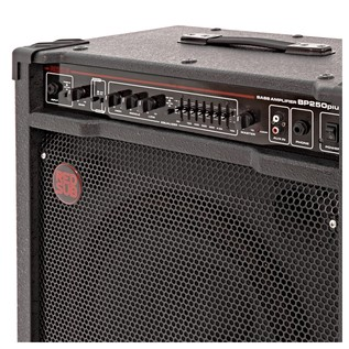 RedSub BP250plus 250W Bass Guitar Amplifier