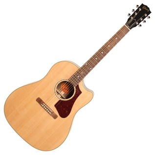 Gibson HP 415 W Electro Acoustic Guitar, Antique Natural (2017)