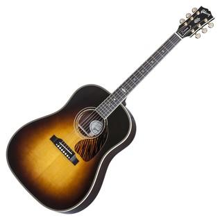 Gibson J-45 Custom Electro Acoustic Guitar, Vintage Sunburst (2017)
