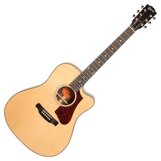 Gibson HP 635 W Electro Acoustic Guitar, Antique Natural (2017)