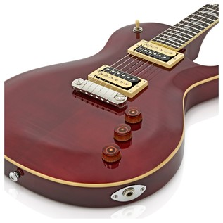 PRS SE Bernie Marsden Electric Guitar Black Cherry