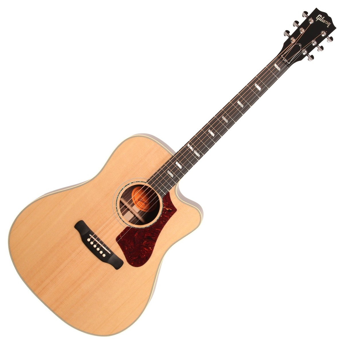 gibson hp 735 r 2017 electro acoustic guitar antique natural at. Black Bedroom Furniture Sets. Home Design Ideas