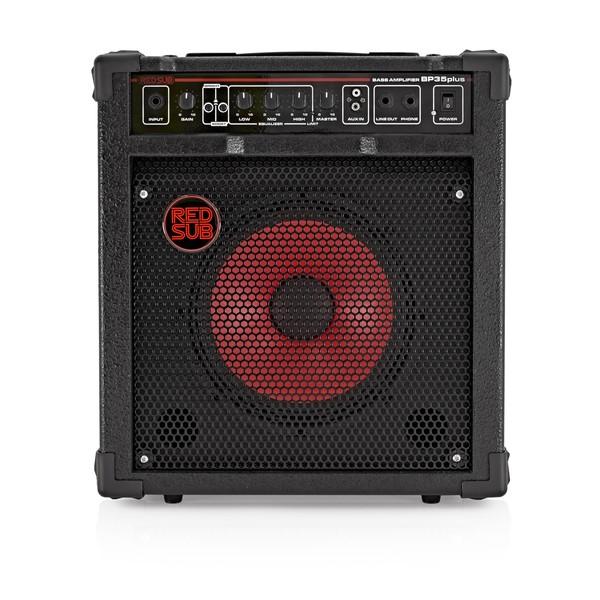 RedSub BP35plus 35W Bass Guitar Amplifier