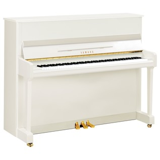Yamaha P116 Piano White