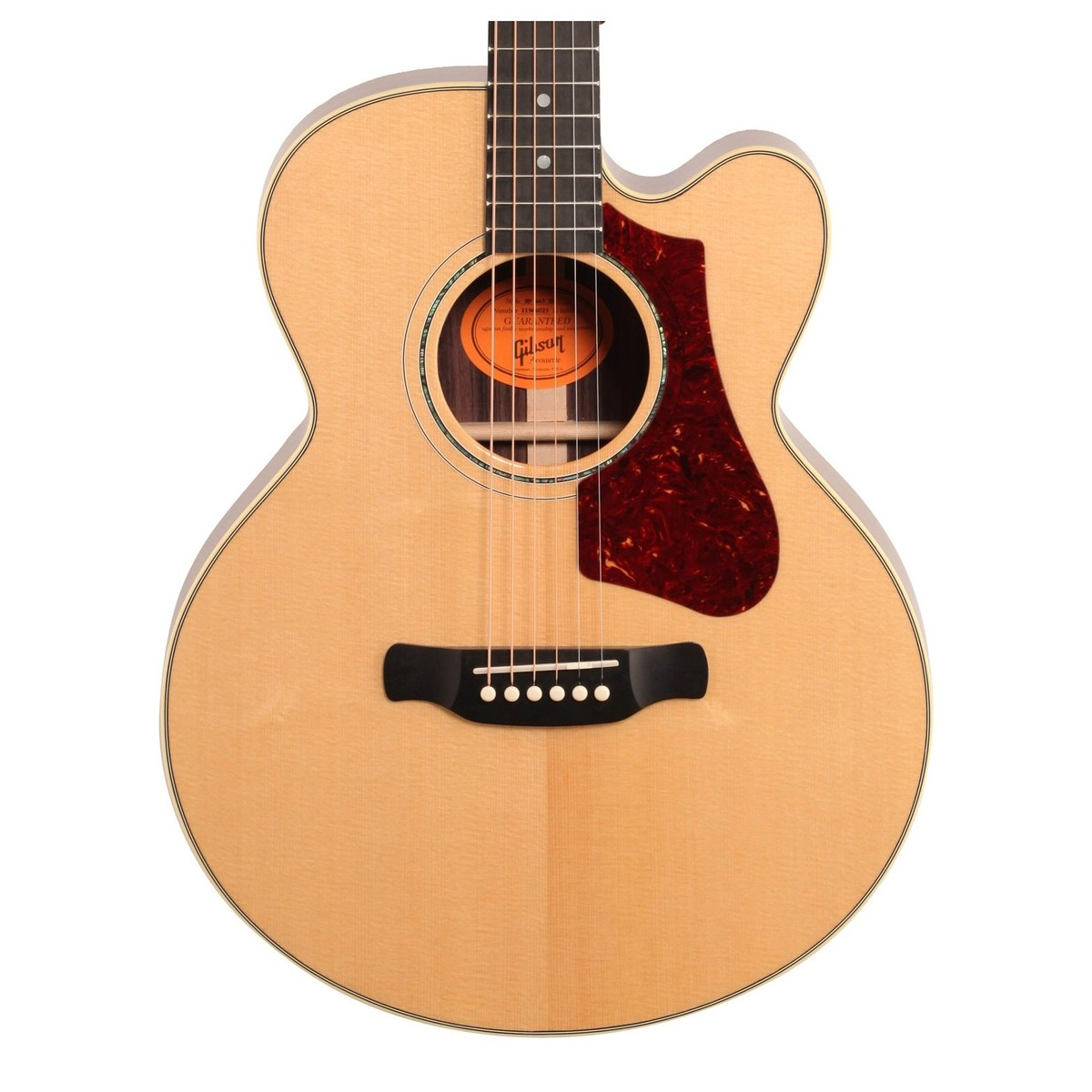 disc gibson hp 665 sb electro acoustic guitar antique. Black Bedroom Furniture Sets. Home Design Ideas