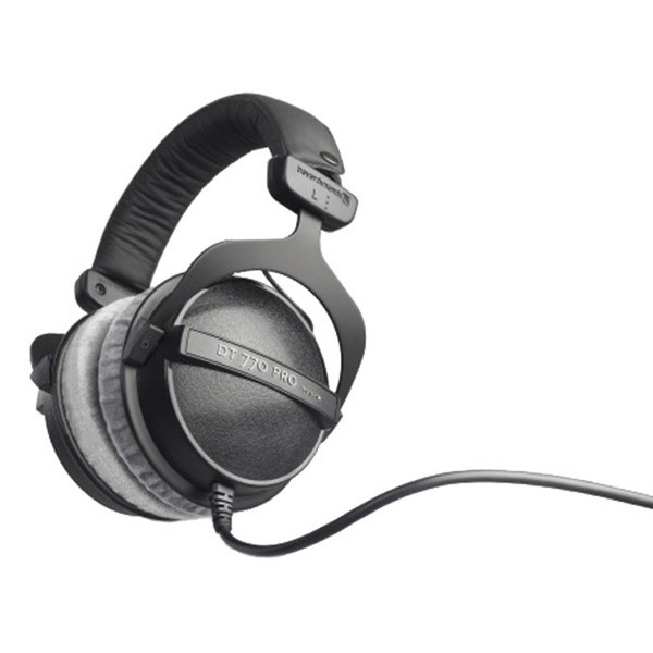 Beyerdynamic DT770 Pro Headphones, 80 Ohm Angle