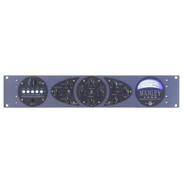 Manley CORE Mic-Pre, EQ, Compressor & FET Limiter