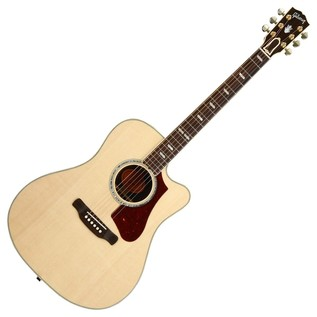Gibson HP 835 Supreme Electro Acoustic Guitar, Antique Natural (2017)