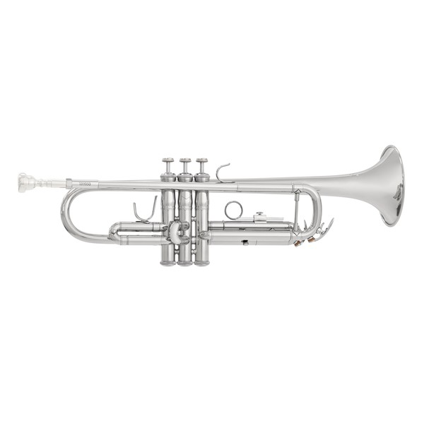 Bach TR650S Bb Trumpet Outfit with Silver Plated Finish