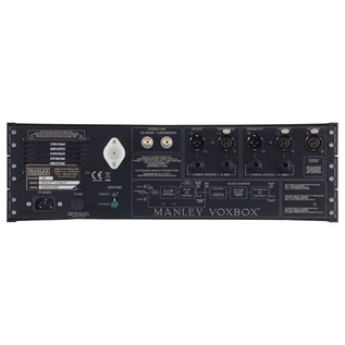 Manley VoxBox Tube Mic Pre/Compressor/Pultec EQ/De-Esser