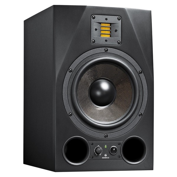 Adam A8X Active Nearfield Monitor, Single - Front