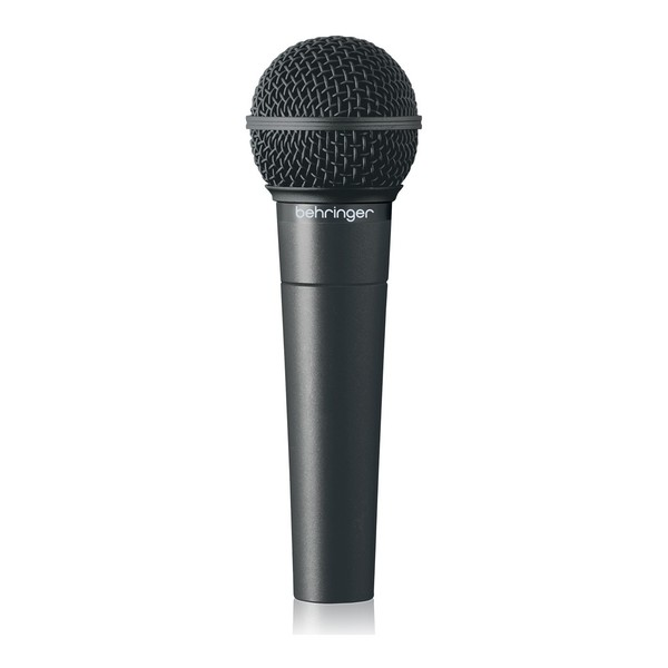 Behringer XM8500 Ultravoice Dynamic Mic, Front View