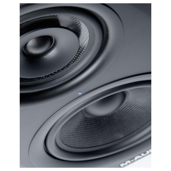 M-Audio M3-8 Studio Monitors, Black - Detail 1