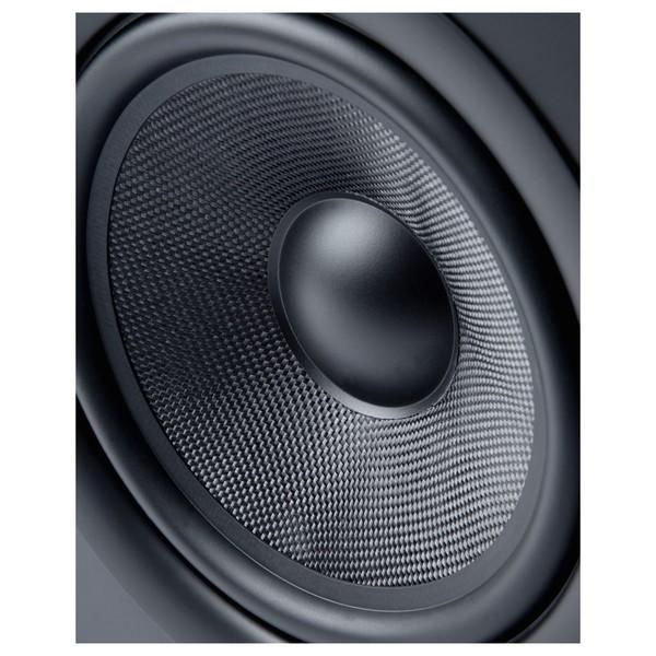 M-Audio M3-8 Studio Monitors, Black - Detail 2