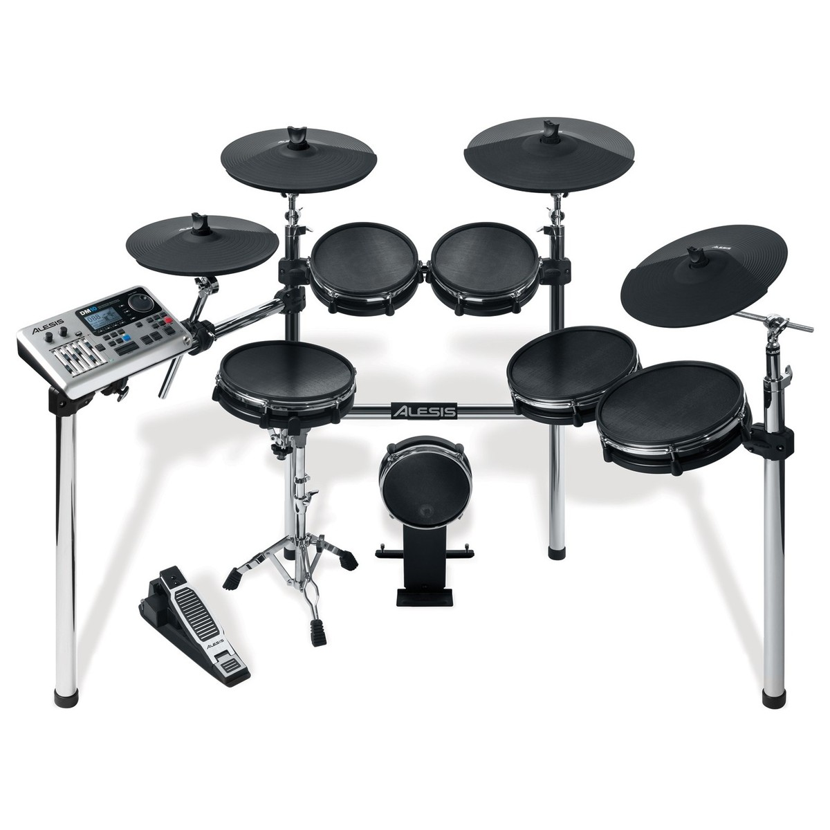 alesis dm10 x studio kit batteria mesh digitale a. Black Bedroom Furniture Sets. Home Design Ideas