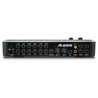 Alesis DM10 X Mesh Digital Drum Kit - Module Rear