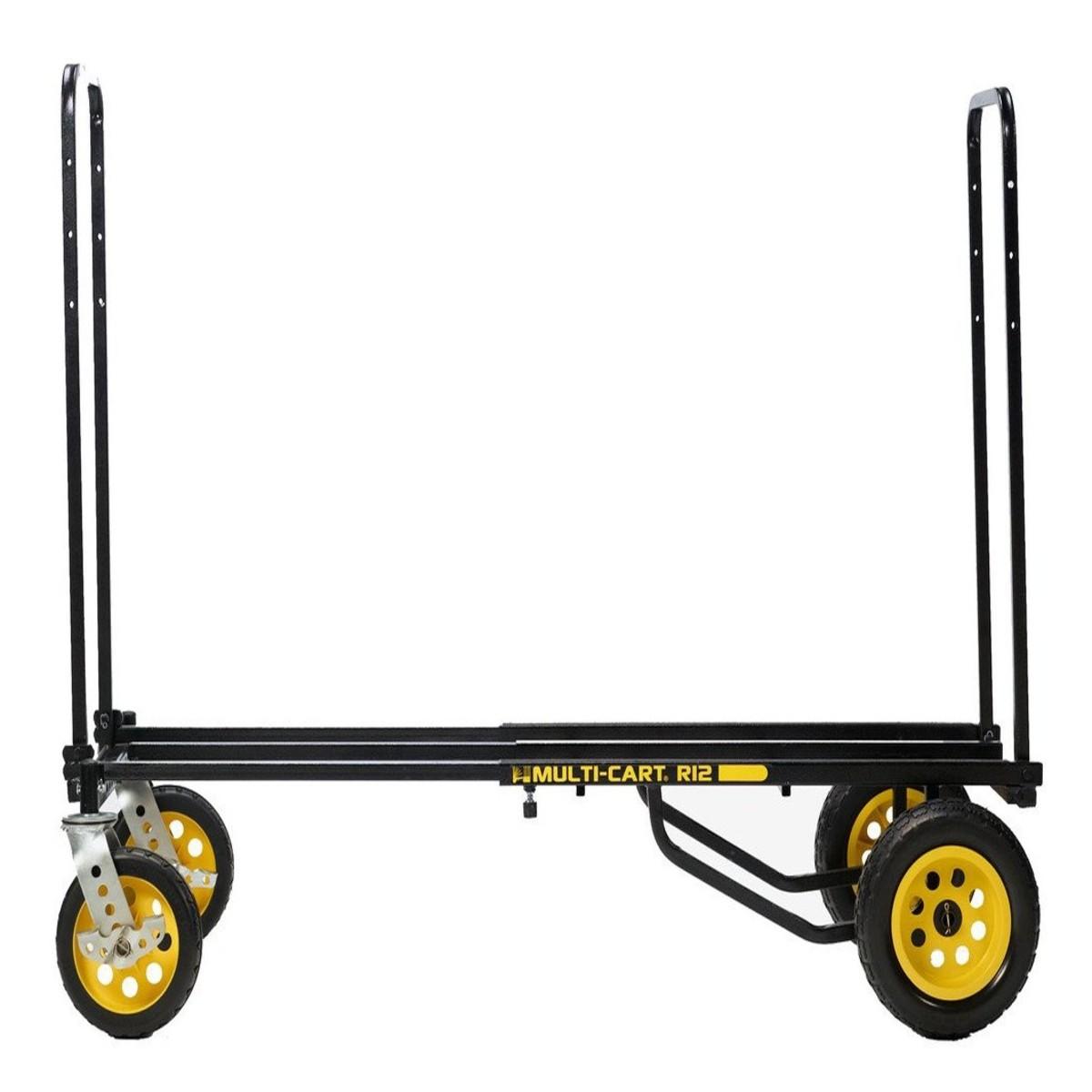 rock n roller r12 multicart tout terrain avec r trac capacit de 500lb. Black Bedroom Furniture Sets. Home Design Ideas