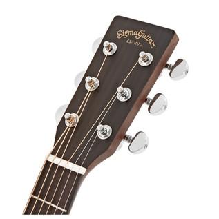Sigma 000M-15E Electro Acoustic Guitar, Natural