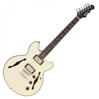 Fret King Black Label Elise, Vintage White