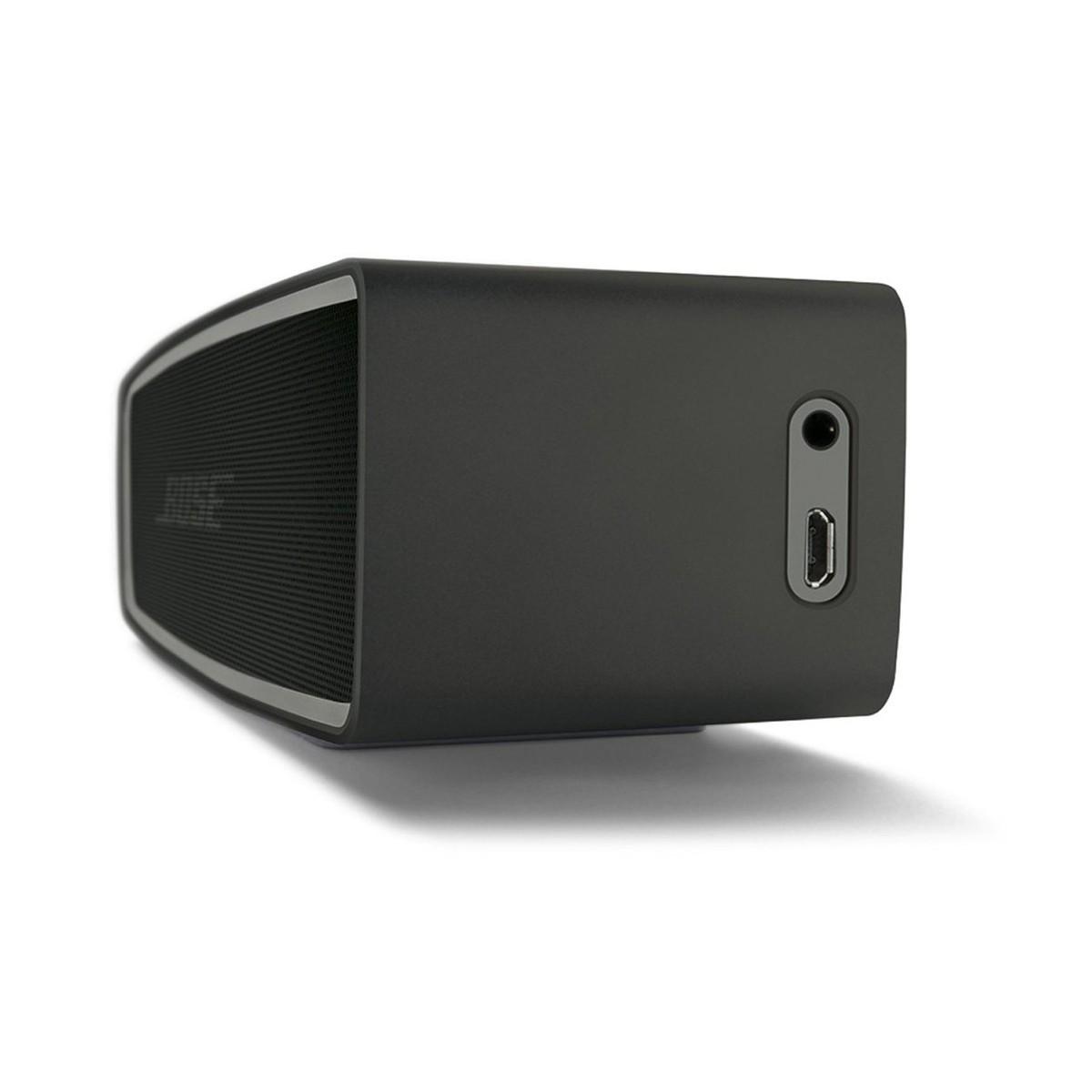disc bose soundlink mini ii bluetooth speaker carbon at. Black Bedroom Furniture Sets. Home Design Ideas