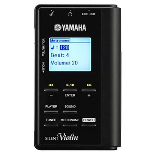 Yamaha SV150 Silent Violin, Brown
