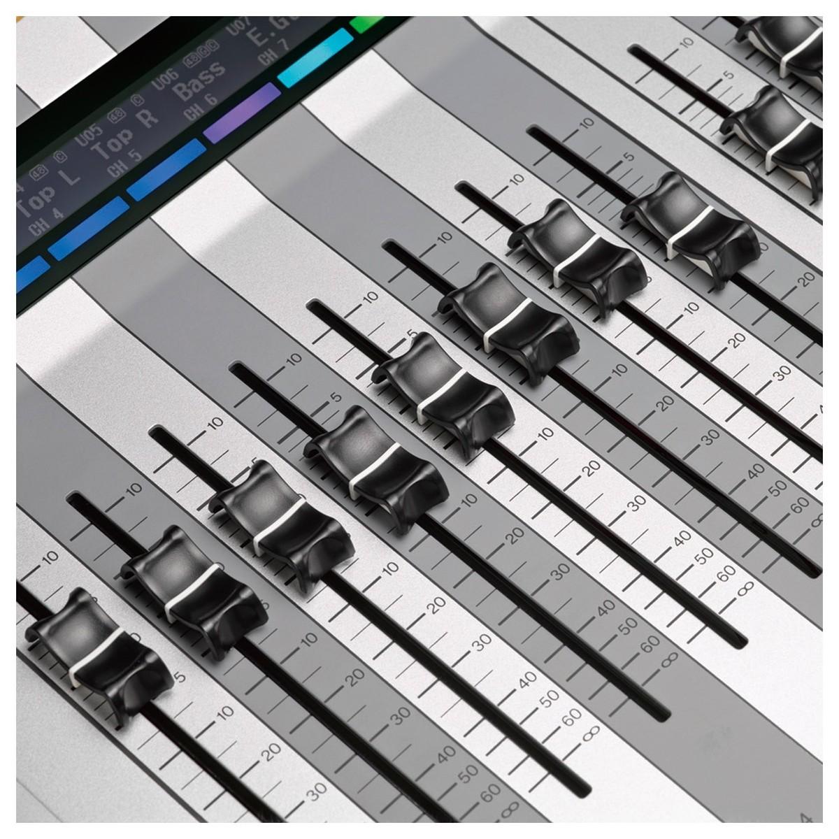 Yamaha touchflow tf3 table de mixage num rique 24 canaux - Table de mixage numerique yamaha ...