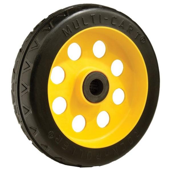 """Rock N Roller 8"""" x 2"""" rear wheel, R-Trac No-Flat (R6, R8, R14)"""