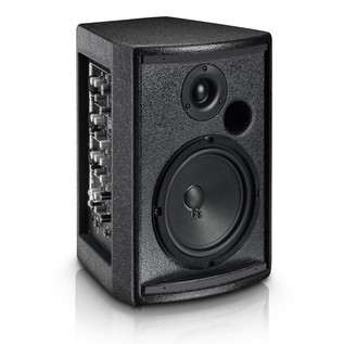 LD Systems 6.5'' Active PA Speaker with Integrated 4-Channel Mixer