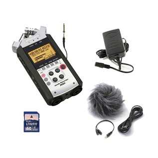 Zoom H4n SP Complete Location Bundle