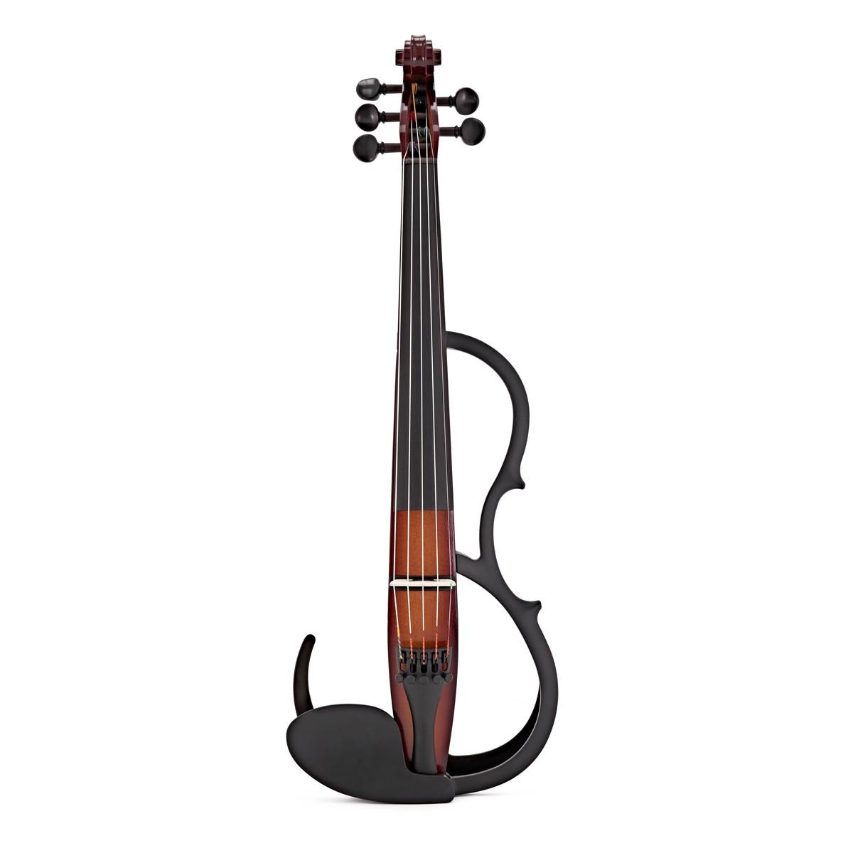 Yamaha SV255 Silent Violin, Brown at Gear4music