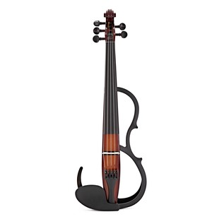 Yamaha SV255 Silent Violin, Brown