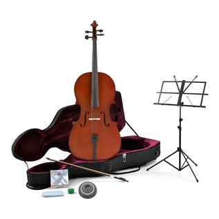 Student 3/4 Size Cello Pack