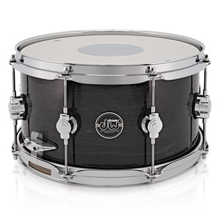 DW Drums Performance Series, 13 x 7 Snare Drum, Ebony Stain