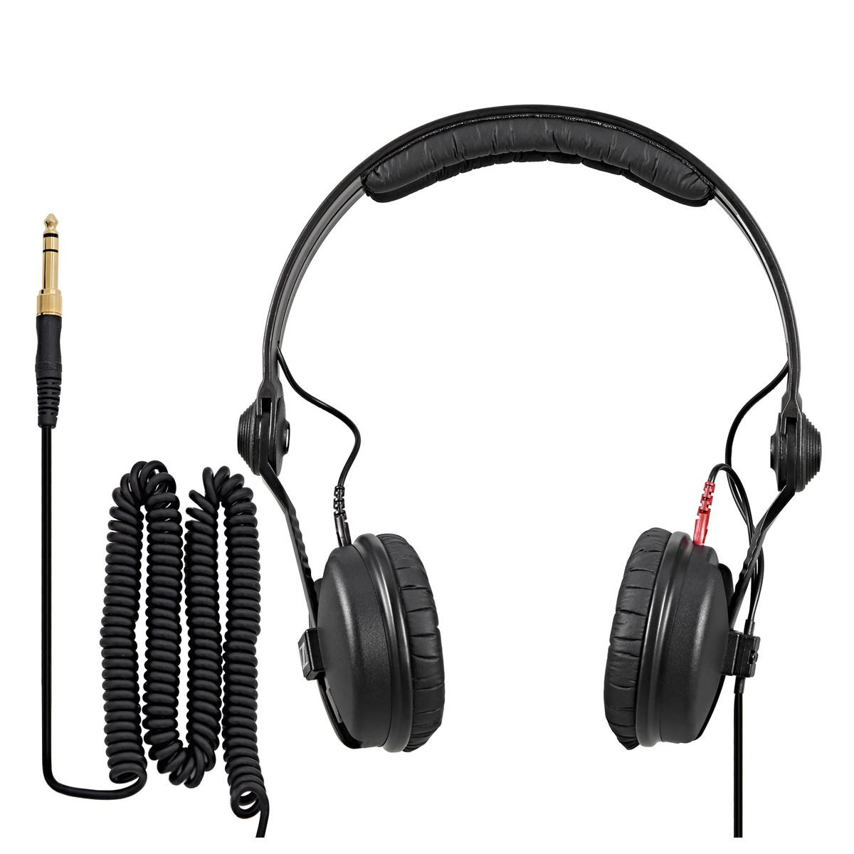 sennheiser hd 25 plus headphones b stock at gear4music. Black Bedroom Furniture Sets. Home Design Ideas
