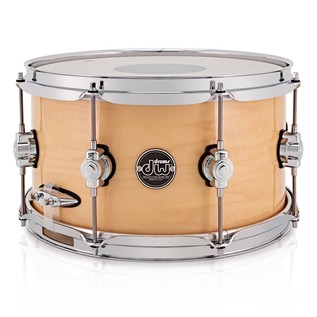 DW Drums Performance Series, 13 x 7 Snare Drum, Natural