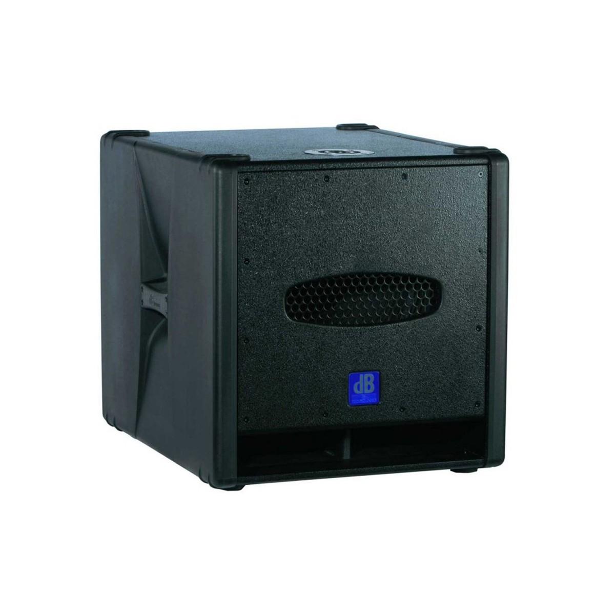 disc db technologies sub 05d 15 39 39 active pa subwoofer at. Black Bedroom Furniture Sets. Home Design Ideas