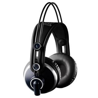 AKG K171 MKII Studio Headphones - Angled