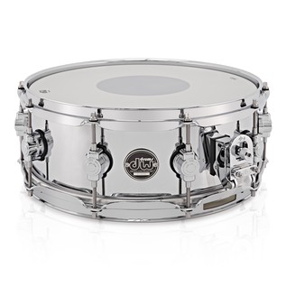 DW Drums Performance Series, 14 x 5.5 Snare Drum, Steel