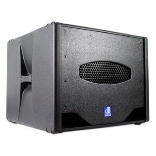 dB Technologies sub 808d 18'' Active PA Subwoofer