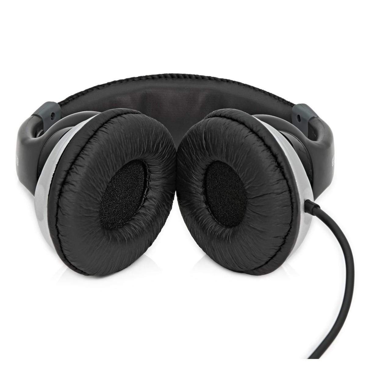 Yamaha MX49 II mit Ständer und Kopfhörer, weiß bei Gear4music