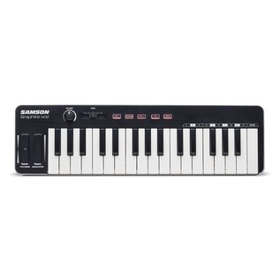 Samson Graphite M32 32 Key Mini USB MIDI Controller Keyboard