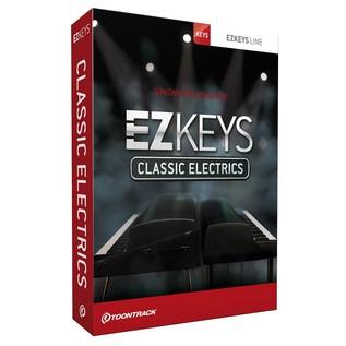 Toontrack EZkeys Classic Electrics - Boxed