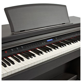 DP-20 Digital Piano by Gear4music + Stool Pack