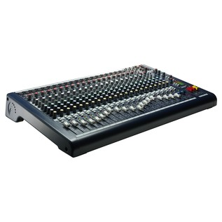 Soundcraft MPMi20 20-Channel Mixer - Angled
