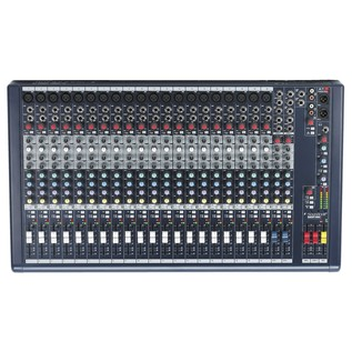 Soundcraft MPMi20 20-Channel Mixer - Top