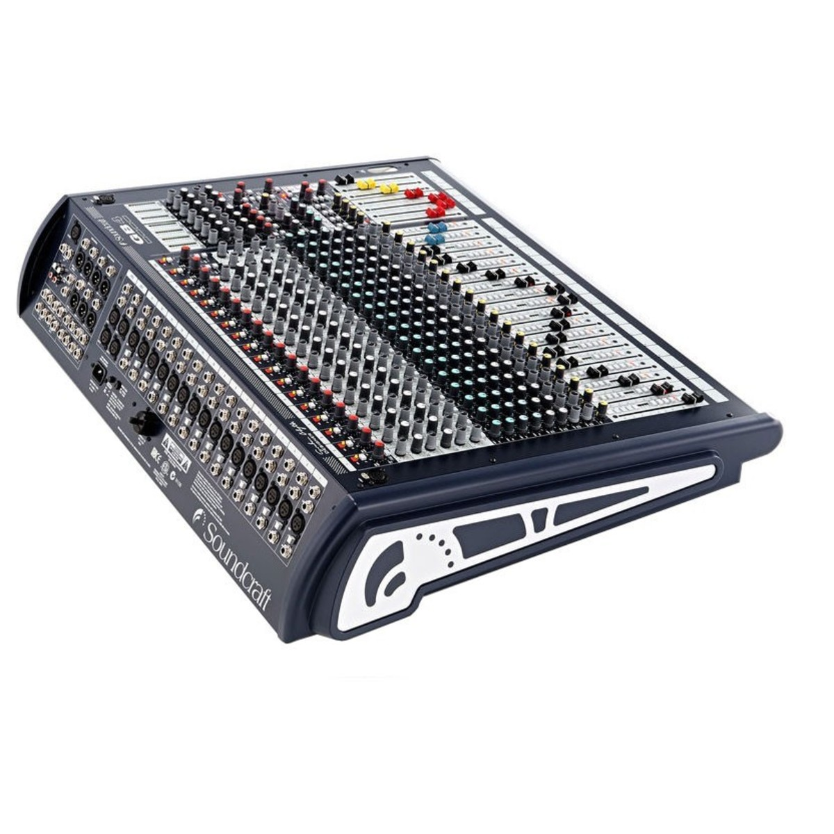 Soundcraft Gb4 16 16 Channel Mixer At Gear4music