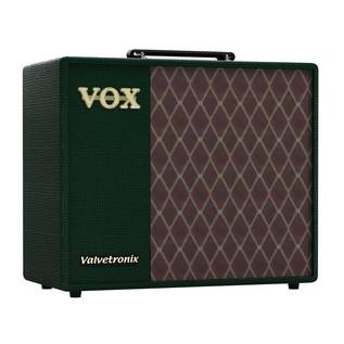 Vox VT40X Valvetronix Guitar Amp, British Racing Green